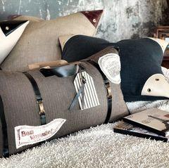 Jet-Setter Pillow