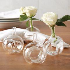 Sitting Pretty Vase Napkin Rings (Set of 4)