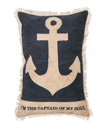 Pillow - I'm the Captain of My Soul