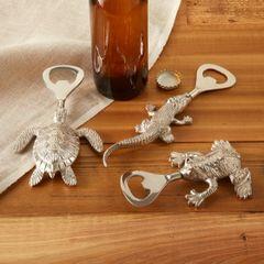 Silver Animal Bottle Opener
