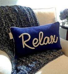 Relax Away Pillow