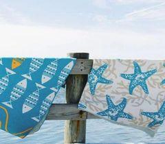 Sea Life Blanket