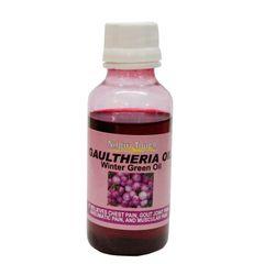Nilgiri Touch Winter Green - Gaultheria Oil 100 ml