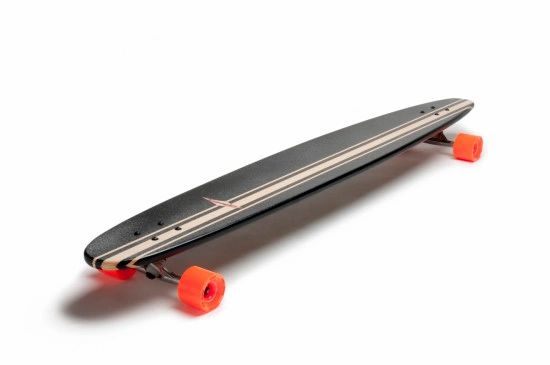 Old School Dancer Longboard Larry Skateboard Complete Custom Sup
