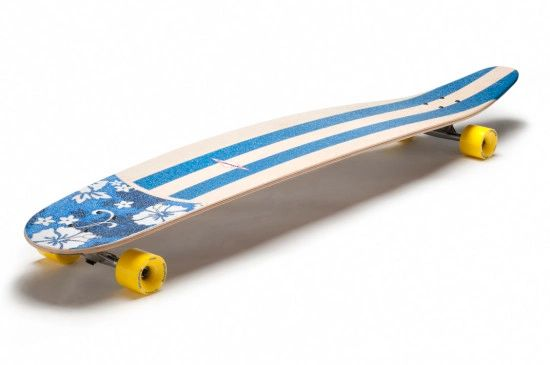 56 Inch Dancing Cruiser Longboard Larry Complete Sup Skateboard