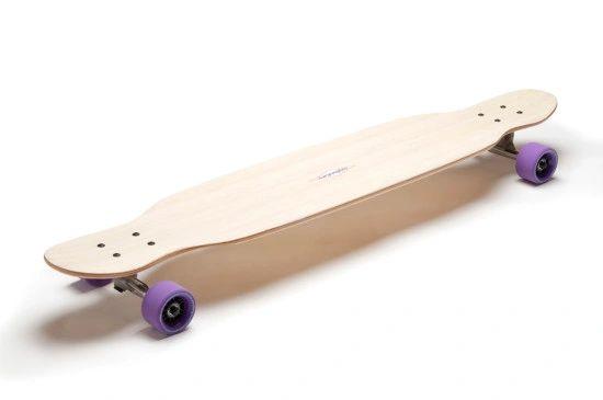 Komodo TT Longboard Larry Complete Dancing Skateboard Sup