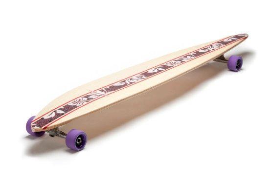 kahakai dancing sup longboard skateboard complete custom paddleboard