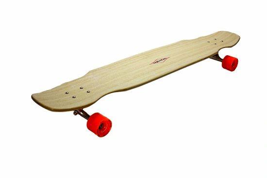 Crocodile Longboard Larry Skateboard Complete Dancing Custom Sup
