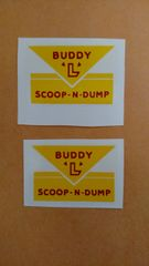 Buddy L Scoop-N-Dump Decals BLD6 Page 80