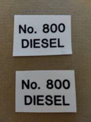 No. 800 Diesel Tonka TK54 Page 66