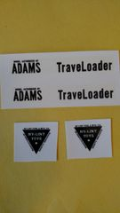 Nylint Adams TraveLoader Decals NYA Page 83