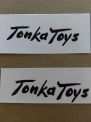 Early Tonka Decals TK79B Page 66