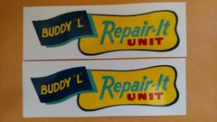 Buddy L Repair-It Decals BLD4 Page 80