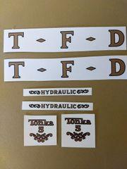 Tonka Decals TKF3 Page 68