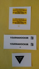 Nylint Tournarocker Decals NYTB Page 83