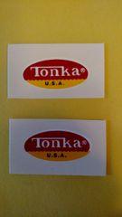 TKF17 Tonka Door Decals Page 66