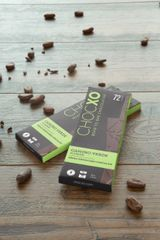 ChocXO Camino Verde Dark Single Origin (Peru) 6 Bars