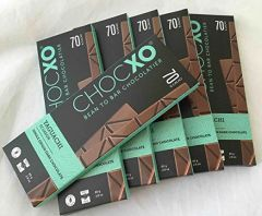 ChocXO- Yaguachi Dark (Single Origin) Ecuador - 6 Bars