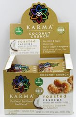Karma Cashews Coconut Crunch