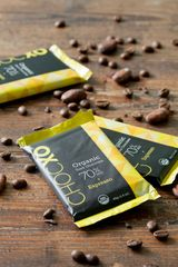 "ChocXO Dark Chocolate w/Expresso ""Organic"" from Peru and the Dominican Republic"