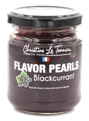 Christine Le Tennier Blackcurrant, 7oz Jar