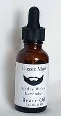 Beard Oil - Cedar Wood & Lavender
