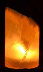 """Honeycomb Calcite Luminary 2x3-4-"""""""