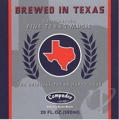 Brewed in Texas CD