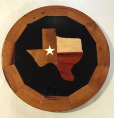 Texas Lazy Susan