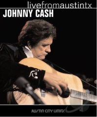 Johnny Cash Live From Austin Tx CD