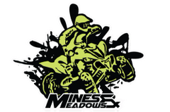 Mines & Meadows Quad Decal
