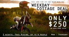 Weekday Cottage Deal
