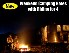 Weekend - RV/Campsite with Riding