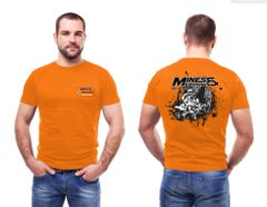 Quad Shirt - Orange