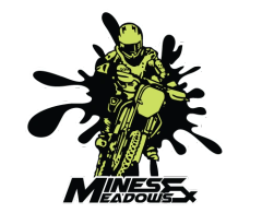 Mines & Meadows Bike Decal
