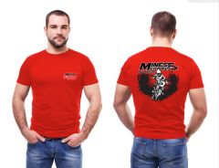Dirt Bike Shirt - Red