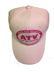 Mines & Meadows Pink Hat