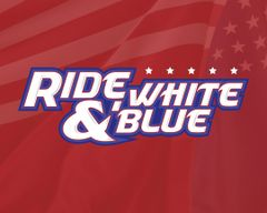 12 Ride, White, & Blue 4th of July Celebration