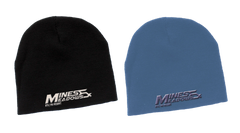 NEW - M&M Beanie - Black or Blue