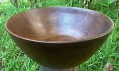 Panga Panga Square bowl blank 8 x 8 x 3