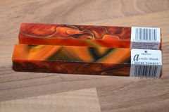 Chestnut Acrylic Pen Blanks Indian Summer