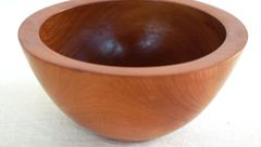 Chamfuta Square bowl blank 8 x 8 x 4