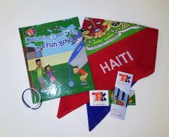 Special Haitian Heritage Package