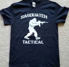 SASQUATCH TACTICAL TSHIRT