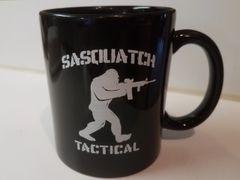 SASQUATCH TACTICAL COFFEE MUG