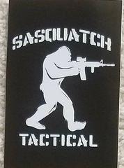 SASQUATCH TACTICAL PATCH