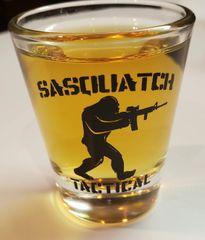 TACTICAL SHOT GLASS